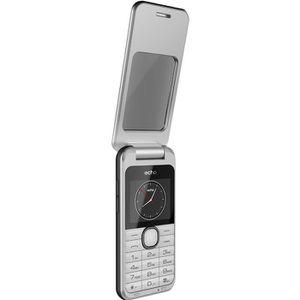 Téléphone portable ECHO CLAP S SILVER