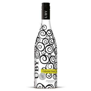 VIN BLANC Domaine Uby 2017 Collection Unique - Vin blanc des