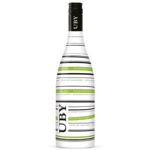 VIN BLANC UBY Collection unique 2018 Côtes de Gascogne