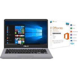 9e6c942f9dd029 Pack Ordinateur Portable ASUS VivoBook S401UA-BV810T - 14 pouces - RAM 4Go  - Stockage