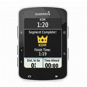 Montre connectée sport GARMIN Compteur Vélo GPS Edge 520 - IPX7
