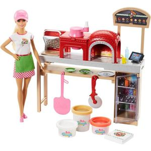 POUPÉE BARBIE - Coffret Pizzeria