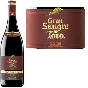VIN ROUGE Torres 2009 Gran Sangre Vin Espagne