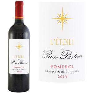 VIN ROUGE Etoile du Bon Pasteur Pomerol 2013 x1