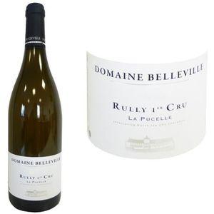 VIN BLANC Belleville Rully 1er Cru