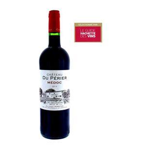 VIN ROUGE Château du Perier 2014 Médoc Cru Bourgeois - Vin r