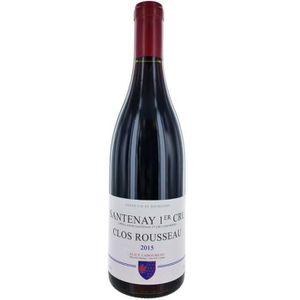 VIN ROUGE Alice Laboureau  Clos Rousseau 2015 Santenay - Vin