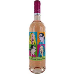 VIN ROSÉ Un Frère, Une Sœur La Roseur à Rosé Bordeaux 2016