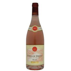 VIN ROSÉ E.Guidal 2017 Côtes du Rhône - Vin rosé des Côtes