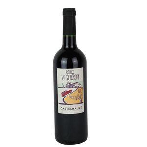 VIN ROUGE Rouge Vigneron 2017 Corbières - Vin rouge du Langu