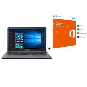 ORDINATEUR PORTABLE ASUS PC Portable F540LA-XX1077T - 15,6
