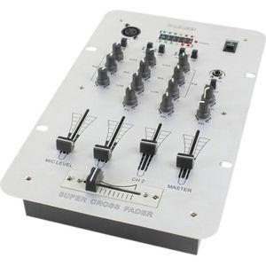 TABLE DE MIXAGE KONIG KN-DJMIXER20 Table de Mixage 2-Channel