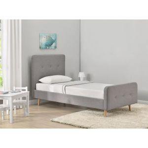 lit enfant scandinave achat vente lit enfant. Black Bedroom Furniture Sets. Home Design Ideas