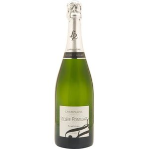 CHAMPAGNE LECLERE POINTILLART Champagne - Brut - 75 cl