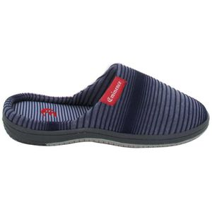 MULE EMINENCE Mules Chaussons Club Thick Stripes Rayées
