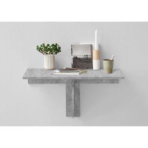 TABLE À MANGER SEULE ARTA Table à manger pliante 1 personne classique d