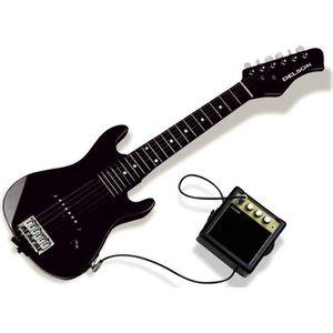 GUITARE DELSON Guitare Electrique enfant + Mini Ampli
