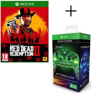 JEU XBOX ONE Red Dead Redemption 2 Jeu Xbox One + Manette filai