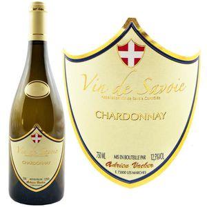 VIN BLANC Adrien Vacher Savoie Chardonnay