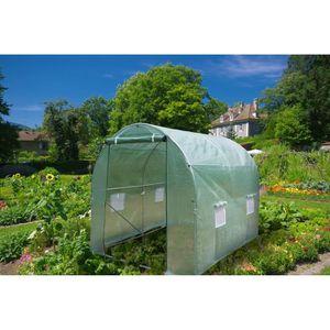 serre de jardin achat vente serre de jardin pas cher soldes d s le 27 juin cdiscount. Black Bedroom Furniture Sets. Home Design Ideas