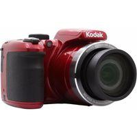 KODAK AZ365 Appareil photo numérique Bridge - 16 mégapixels - Grand angle 24 mm - Rouge