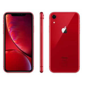 SMARTPHONE APPLE iPhone XR (PRODUCT)RED 256 Go