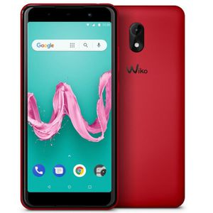 SMARTPHONE Wiko Lenny 5 Cherry Red