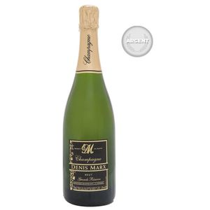 CHAMPAGNE DENIS MARX Grande Réserve Champagne - Brut - 75 cl