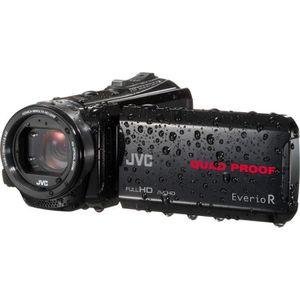 CAMÉSCOPE NUMÉRIQUE JVC GZ-R435B Camescope numérique Full HD Tout-terr