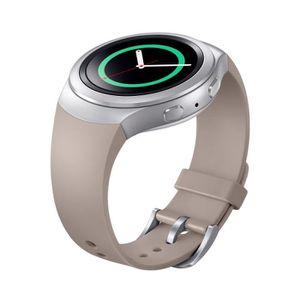 BRACELET MONTRE CONNEC. Samsung Bracelet pour Gear S2 Gris