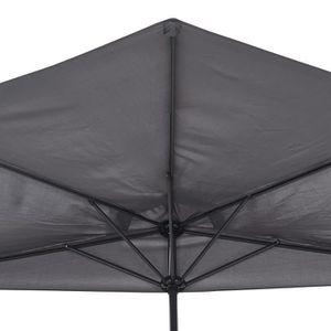 fixation parasol achat vente pas cher. Black Bedroom Furniture Sets. Home Design Ideas