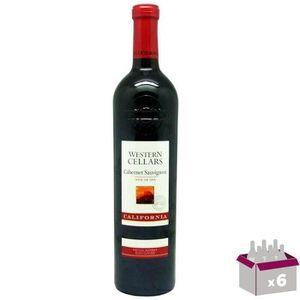 VIN ROUGE Western Cellars Cabernet Sauvignon - Vin rouge de