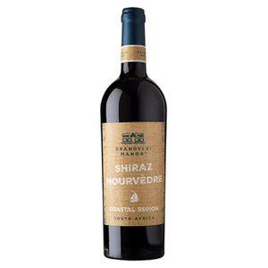 VIN ROUGE Brandvlei Shiraz Mourvedre - Vin rouge d'Afrique d
