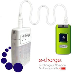 CHARGEUR CONSOLE E-Charge