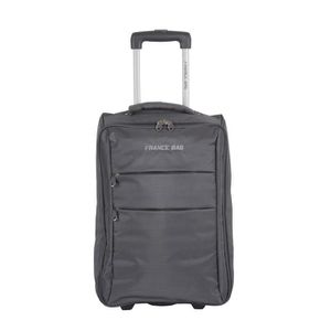 VALISE - BAGAGE FRANCE BAG Valise Cabine Low Cost Souple 2 Roues 3