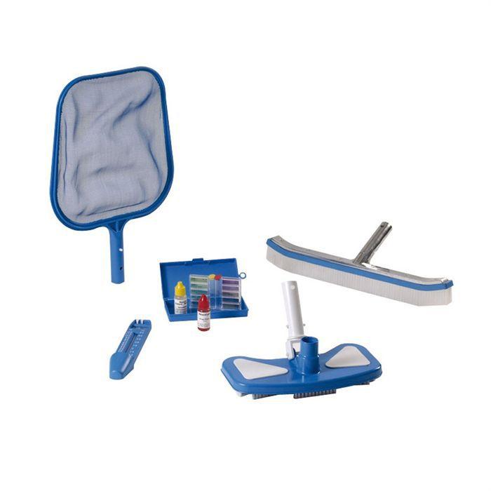 kit piscine pas cher cool piscine kit piscine hors sol. Black Bedroom Furniture Sets. Home Design Ideas