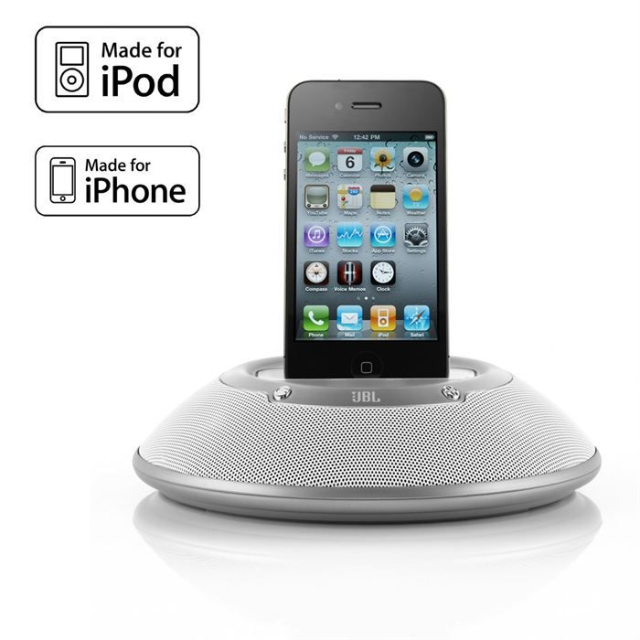 Jbl on stage micro ii station d 39 accueil avis et prix pas cher cdiscount - Station accueil iphone ...