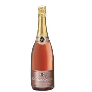 CHAMPAGNE Champagne Georges CARTIER Tradition Rosé 75cl