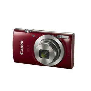 APPAREIL PHOTO COMPACT CANON IXUS 175 Rouge Compact - 20,2 mégapixels - Z