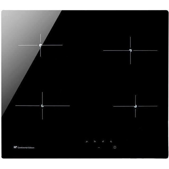 PLAQUE VITROCÉRAMIQUE  Continental edison CECP104RP2 - Table de cuisson v