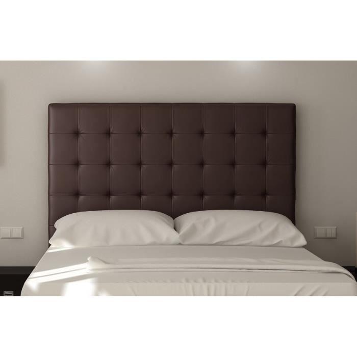 lit avec tete de lit capitonnee. Black Bedroom Furniture Sets. Home Design Ideas