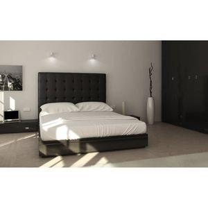 t te de lit achat vente t te de lit pas cher cdiscount. Black Bedroom Furniture Sets. Home Design Ideas