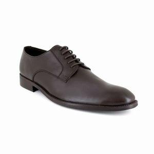 DERBY J.BRADFORD JB-LUC Marron Chaussure Homme