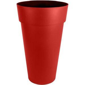 Pot de fleur hauteur 80 cm - Achat / Vente pas cher
