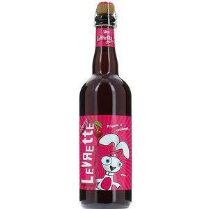BIÈRE BRASSERIE HAACHT Levrette Cherry Bière Aromatisée