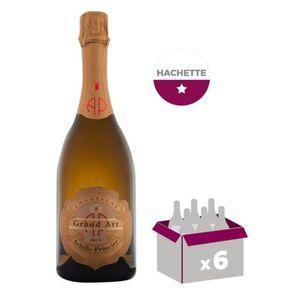 CHAMPAGNE ACHILLE PRINCIER Grand Art Champagne - Brut - 75 c