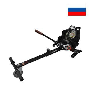 ACCESSOIRES GYROPODE - HOVERBOARD TAAGWAY Kit Kart A4 Russie - Blanc et noir