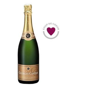 CHAMPAGNE Champagne Georges Cartier Brut Tradition