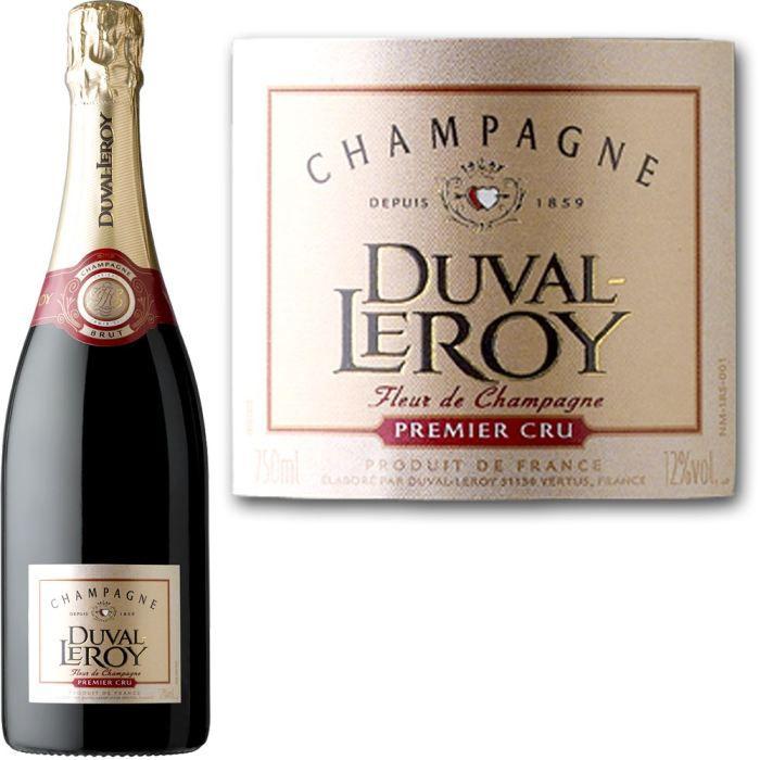 champagne duval leroy achat vente champagne duval leroy pas cher soldes d s le 10 janvier. Black Bedroom Furniture Sets. Home Design Ideas