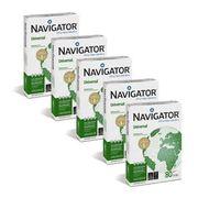 PACK CARTOUCHES Pack de 5 ramettes Navigator 500 feuilles A4 80g